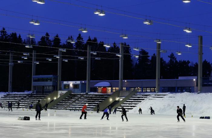 Oulunkylän Tekojää