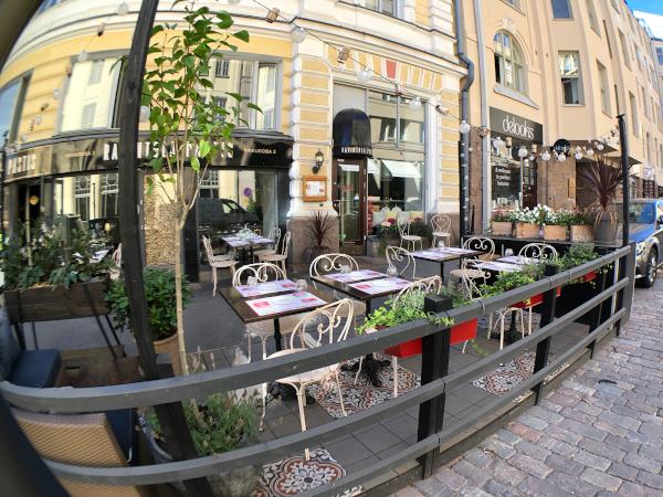 Terassi Helsinki