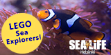 Sealife Lego Sea Explorers oikea