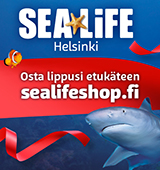 Sealife joulukalenteri